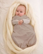 Swaddles and sleeping bags