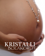 Crystal bola jewelry