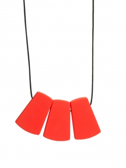 Nursing Necklace (red drop)