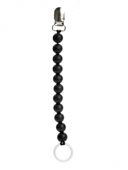 Pacifier holder (black)