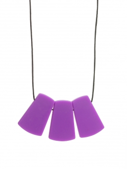 Nursing Necklace (purple drop)
