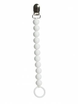 Pacifier holder (white)