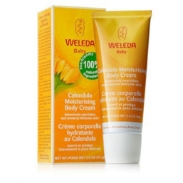 WELEDA Calendula Baby moisturising body cream 75ml