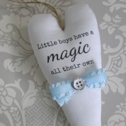 "Soft Heart ""Little Boy Magic"""