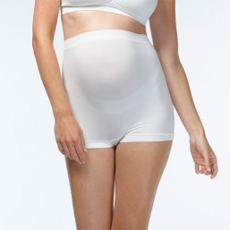 Esprit Maternity Seamless Shorts. They are called basics for good reason.