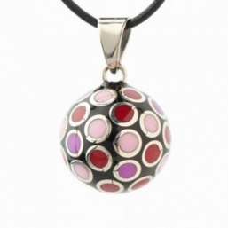 BOLA - multicolor ball (red)