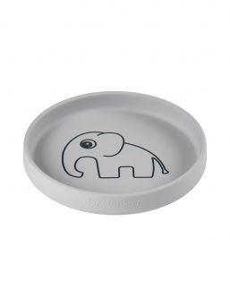 A stunning Done By Deer silicone plate that you can use in a microwave, oven or freezer. Easy washing in the dishwasher.