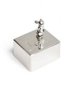 Mamas&Papas Treas Silver Musical Box