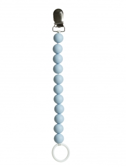 Pacifier holder (babyblue)