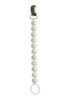 Pacifier holder (pearl)