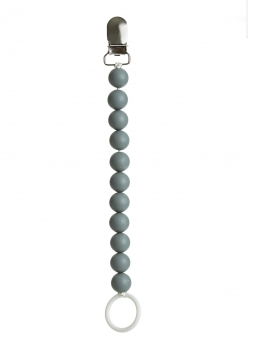 Pacifier holder (grey)