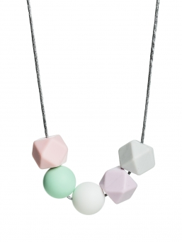 Nursing Necklace (pearl pastel)