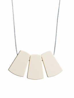 Nursing Necklace (ivory drop)
