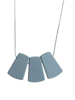 Nursing Necklace (grey drop)