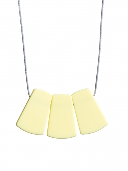 Nursing Necklace (yellow drop)