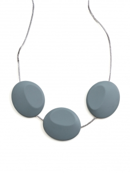 Nursing Necklace (rock grey)