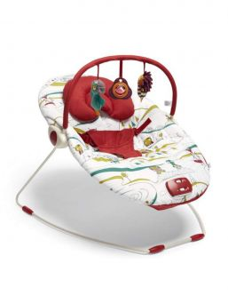 Capella Babyplay Bouncer with vibration and music
