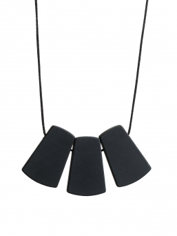 Nursing Necklace (black drop)