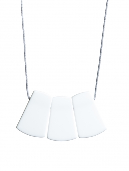 Nursing Necklace (white drop)