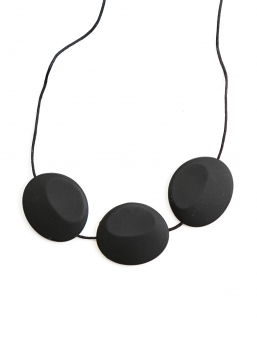 Nursing Necklace (rock black)