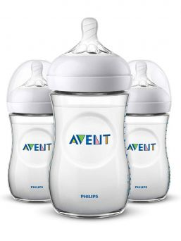Avent Natural bottle has been trusted by mothers for 30 years, and continues to be the preferred choice of many moms.