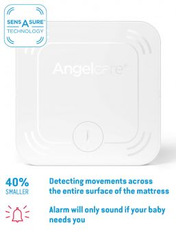 ANGELCARE Baby Movement Monitor AC327 Video. Angelcare Baby Movement Monitor monitors your child's sleep for you and alerts you immediately if your baby is not breathing for 20 seconds. In addition, the package includes a parent unit with night vision, two-way communication and a 4.3