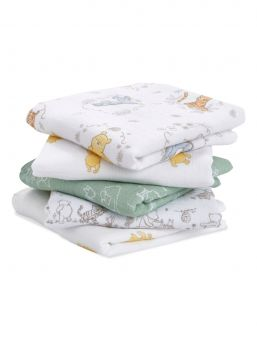 aden + anais essentials muslin squares (60 x 60cm) are sized for life on-the-go and work almost as hard as you do.