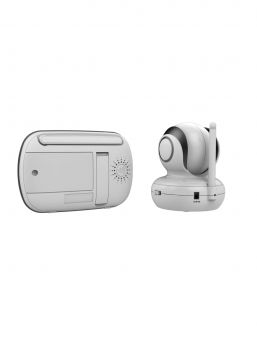 The Motorola Baby Monitor MBP36S is perfect for monitoring your baby whether you are in another room or in the garden.