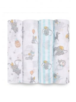 aden + anais essentials muslin squares (112 x 112cm) are sized for life on-the-go and work almost as hard as you do.