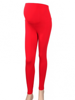 GREGX Maternity leggings (red)