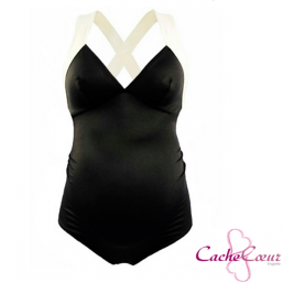 Maternity swimsuit Naos | CACHE COEUR