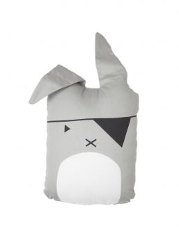 Fabelab Animal Cushion - Cute Pirate Bunny