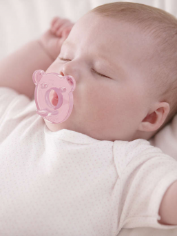 Soothie pacifiers 0-2 mth (girl) | Philips AVENT