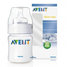 AVENT Feeding bottle Advanced Classic 4oz/125ml