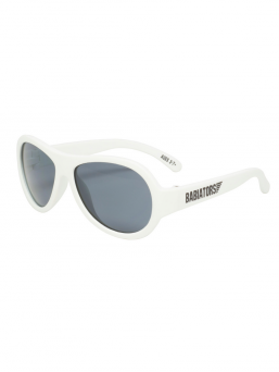 Babiators Originals sunglasses 0-5y (white)