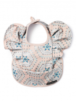 In 2013 our innovative winged design of Baby Bibs became very popular. An easy way to maintain your cool while making a mess of the kitchen. Our Bibs are fast becoming a favorite with many parents. With their quick-dry material and perfectly smooth fit it's no wonder.