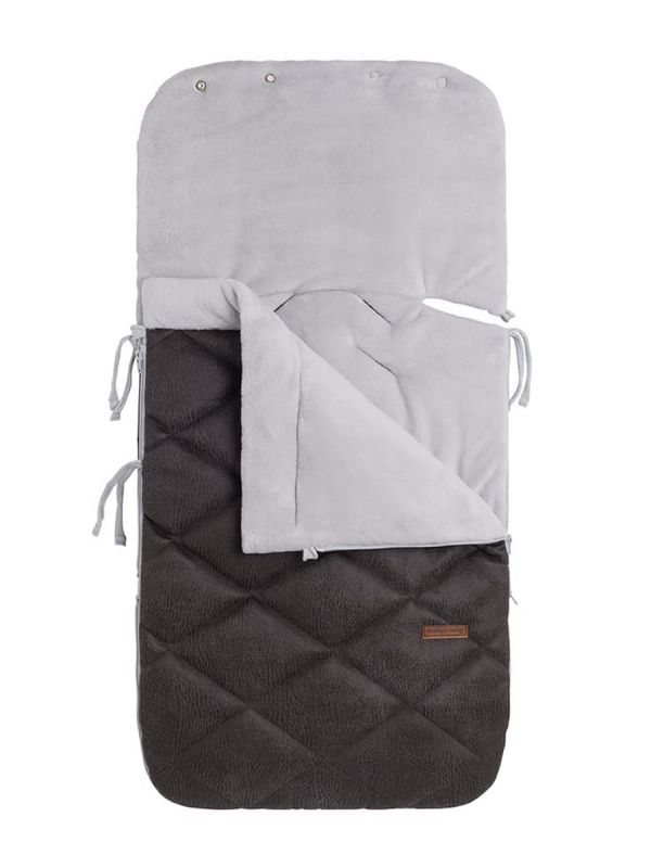 Baby's Only Footmuff Maxi Cosi (rock antraciet)