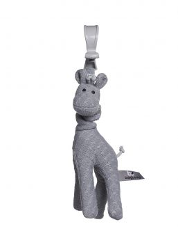 Baby's Only vibrating giraffe (grey)