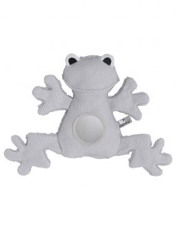 Cute and soft Baby´s Only Stuffed Frog For Baby. Babysafe mirror where baby likes to watch for themselves.