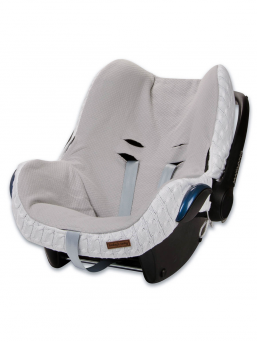 Baby's Only carseat cover makes your carseat look gorgeous and stylish.