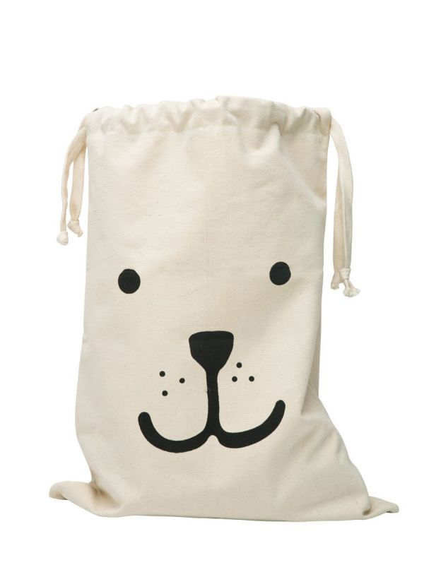Tellkiddo fabrig bag (bear)