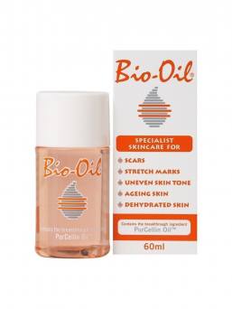Bio-Oil is so much more than just a Stretch Mark Massage Oil! Bio-Oil skincare oil safely moisturises the skin during pregnancy and treat roughness and irregularities of the hand, feet and facial skin.