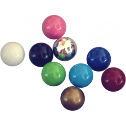 BOLA - cage balls 18mm (several colors)