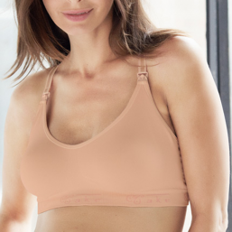 Nursing bra COTTON CANDY LUXURY (nude)