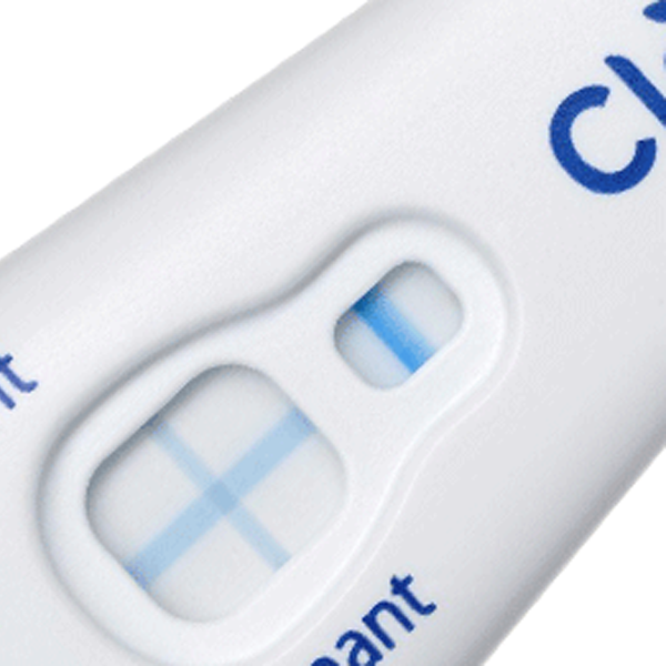 Clearblue Double-Check and Date pregnancy test