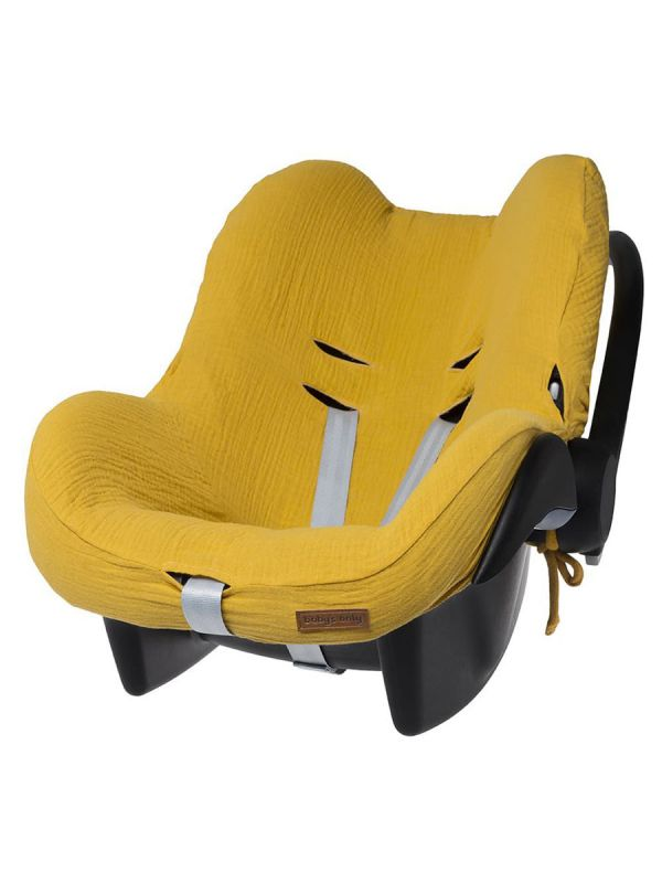 Baby's Only seatcover for baby car seat (Breeze ochre)