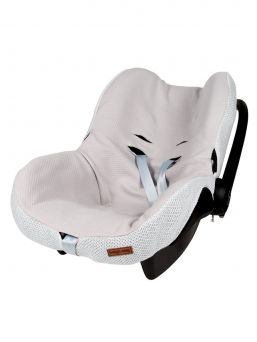Baby's Only seatcover for baby car seat (Classic silvergrey)