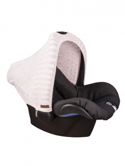 Baby's Only Baby's Only protective cover for baby car seat (rosa)