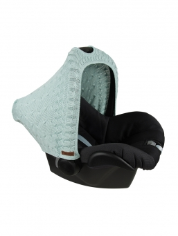 Baby's Only Baby's Only protective cover for baby car seat (mint)