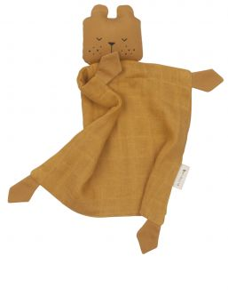 Fabelab Animal Cuddle - Bear (ochre)